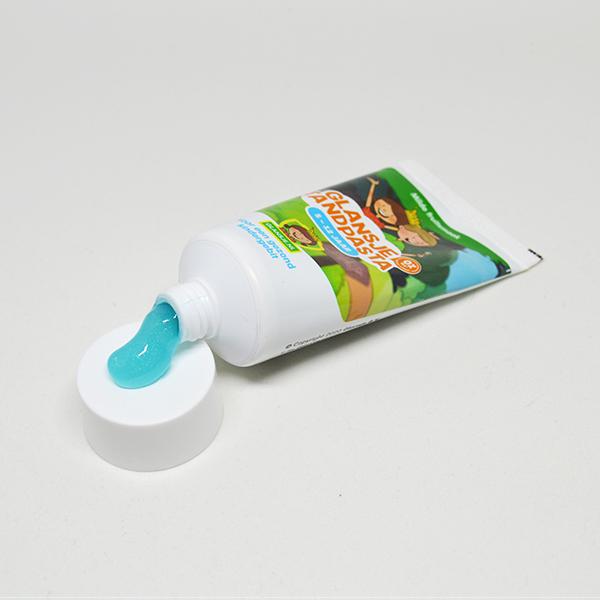 glansje tandpasta