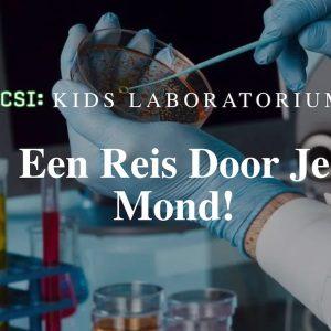 CSI Kids Lab Amersfoort